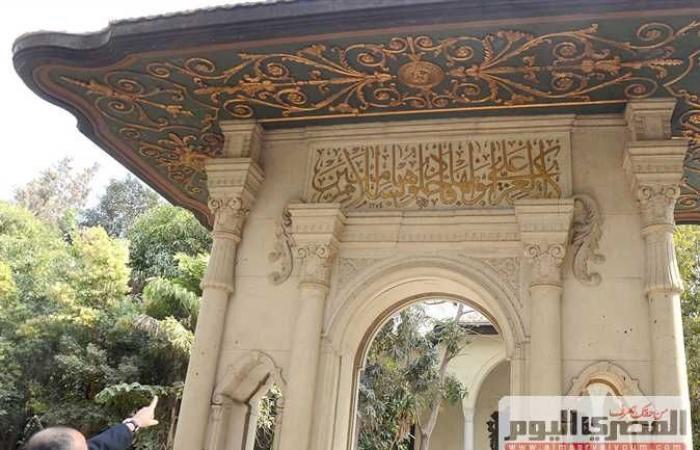 قصر الأمير محمد على.. اقتباس معمارى