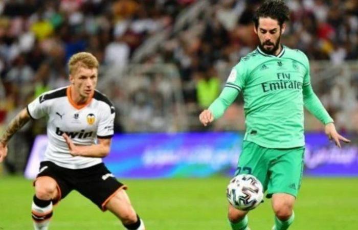 بدون 6 لاعبين.. ريال مدريد يلاقي فالنسيا الليلة بالدوري الإسباني