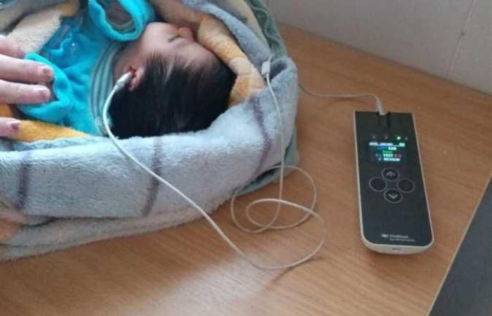 فحص مليوني طفل ضمن مبادرة الرئيس لـ«الكشف المبكر وعلاج ضعف وفقدان السمع»