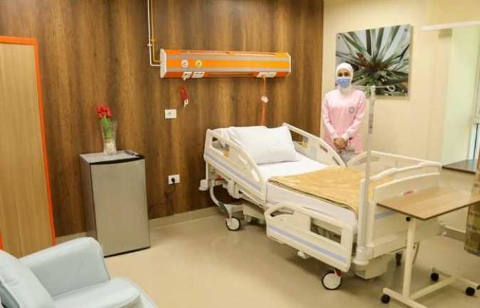 لأول مرة بـ«التأمين الصحي» .. أدوار فندقية و14 جناح ملكي بمستشفيات الهيئة بالأقصر (صور)