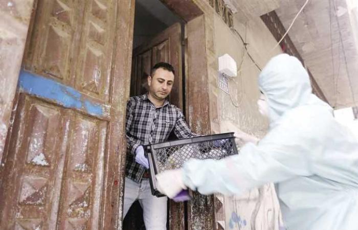«صحة حماس»: 8 حالات وفاة و1113 إصابة جديدة بفيروس كورونا