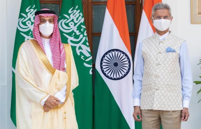 4 مباحثات على طاولة المباحثات السعودية الهندية