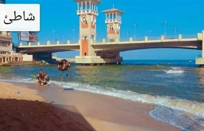 «مصايف الإسكندرية» تنصح مرتادي الشواطئ في وداع سبتمبر: «انزل البحر واستمتع» (صور)
