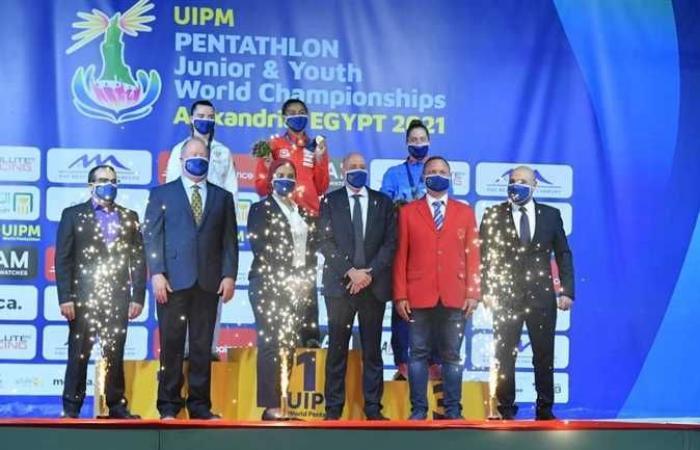 أميرة قنديل تتوج بالذهب.. مصر تحصد 3 ميداليات في سادس أيام بطولة العالم للخماسي الحديث