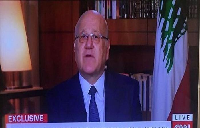 ميقاتي عن إدخال النفط الإيراني إلى لبنان: أنا حزين