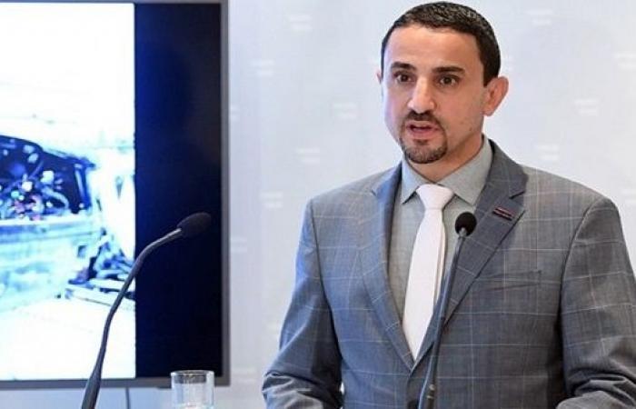النمسا تختار مديرا جديدا للاستخبارات من أصل أردني