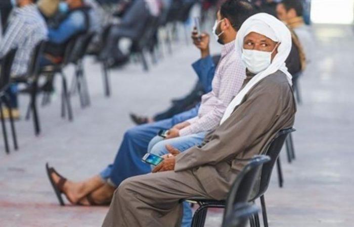 مصر تسجل 653 إصابة جديدة بكورونا و19 حالة وفاة