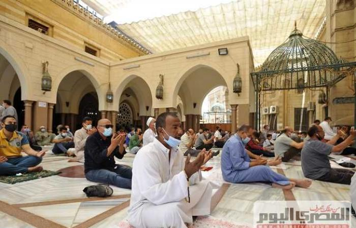 مواعيد صلاة الجمعة اليوم 24-9-2021 في جميع المدن المصرية وعواصم عربية