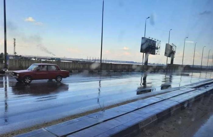 حالة الطقس اليوم .. انخفاض درجات الحرارة ورياح وأمطار واضطراب البحرين