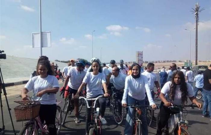 بطول 6 كيلو مترات.. العاصمة تخصص مسار آمن للدراجات كل جمعه ضمن «دراجتك صحتك»