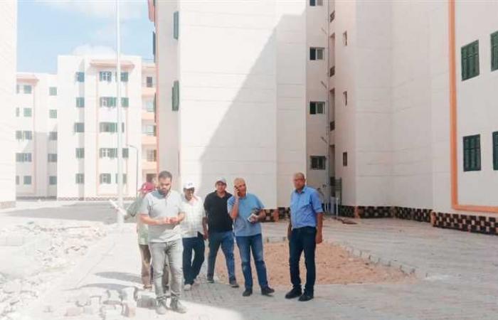 الإسكان: انتهاء تنفيذ عمارات «سكن لكل المصريين» في العاشر من رمضان