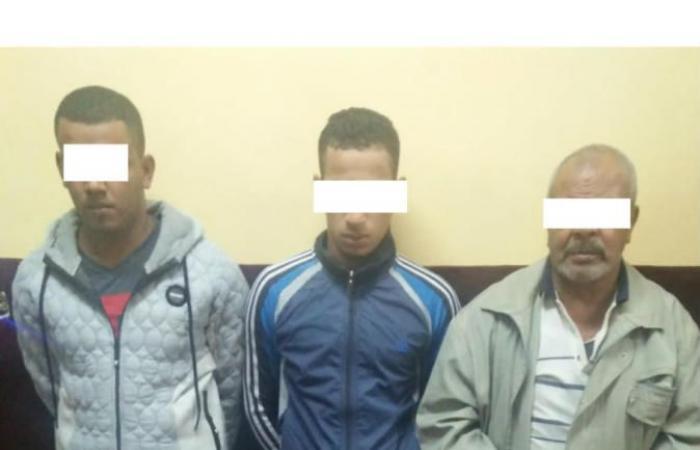 ضبط مسجل خطر لحيازته مخدرات بكفر الشيخ