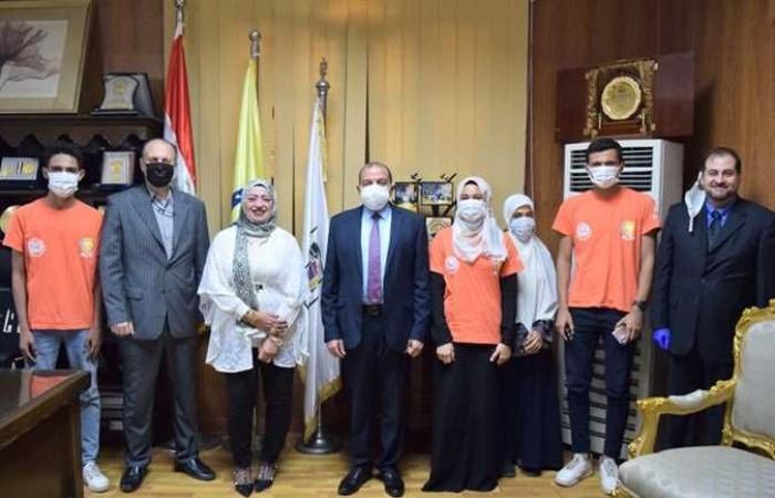 لأول مرة.. جامعة بني سويف تتأهل للمستوى العربي في البطولة الأفريقية العربية للبرمجة ACPC