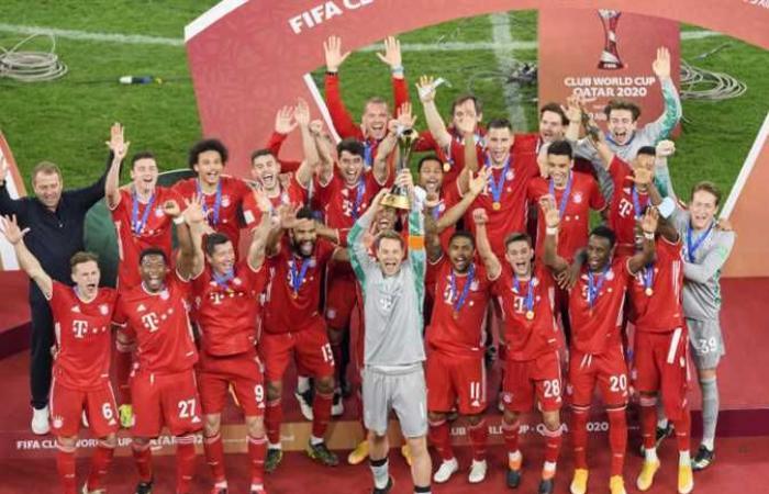 بايرن ميونخ يتصدر تصنيف أندية العالم.. وبرشلونة يتفوق على ريال مدريد