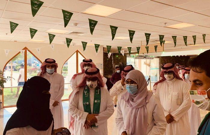 """استمرت ٦ أيام.. """"إرادة الرياض"""" يختتم فعاليات اليوم الوطني للنزلاء"""
