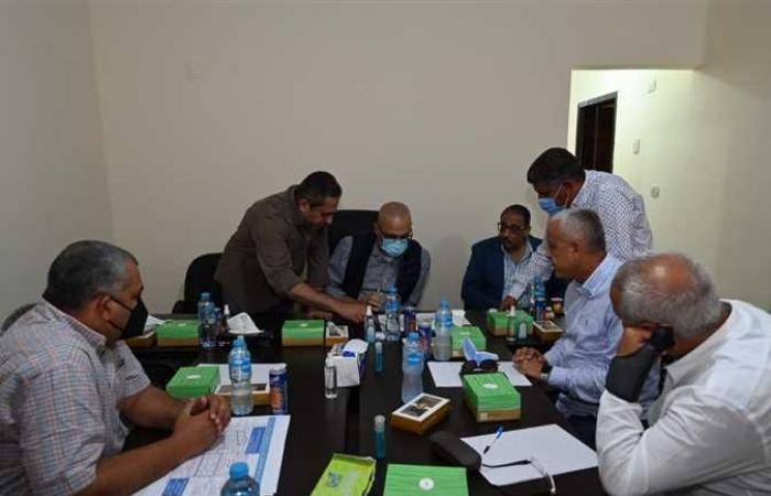 وزير الإسكان يعقد اجتماعا بجهاز «المنصورة الجديدة» لمتابعة الموقف التنفيذي للمشروعات