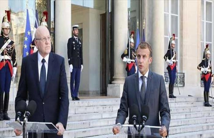 ميقاتي: نعول على الدعم العربي والغربي للبنان