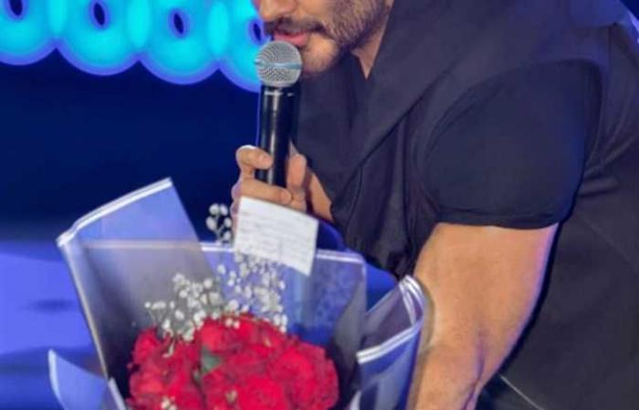 تامر حسني: سعيد بردود الأفعال التى صاحبت حفلي في الإسكندرية