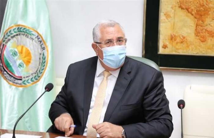 وزير الزراعة: 4 مشروعات قومية ساهمت في زيادة الرقعة الزراعية لتحقيق الأمن الغذائي