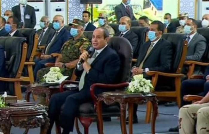 مستشار وزير الزراعة: «مفيش رئيس في العالم بيعمل اللي بيعمله السيسي»