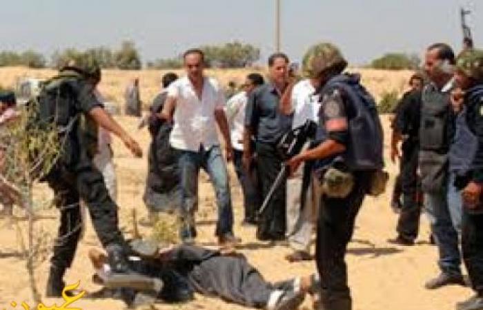 """قوات الجيش الثاني تسقط """"أبو صهيب"""" أحد قيادات """"أنصار بيت المقدس"""" بسيناء"""