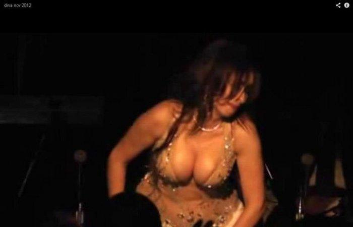 بالصور...الراقصة دينا فى حفل خاص تثير الكثير من الجدل