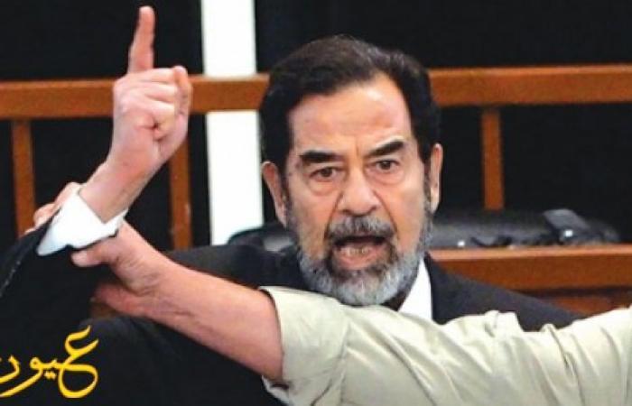 """من مذكراته: كيف منع ملك الأردن صدام حسين من إعدام نجله """"عدي"""" .. وتفاصيل خطة هروب الرئيس العراقي بعد اعتقاله .. وسر رسالة """"بوش"""""""
