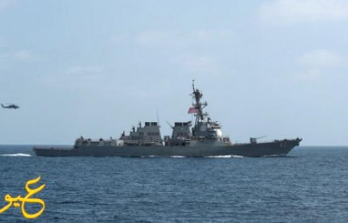 """إيران"" ترسل سفينتين حربيتين إلى خليج ""عدن"" ..."
