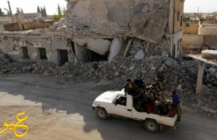 """تفجير """"دام"""" قرب الحدود السورية التركية ..."""