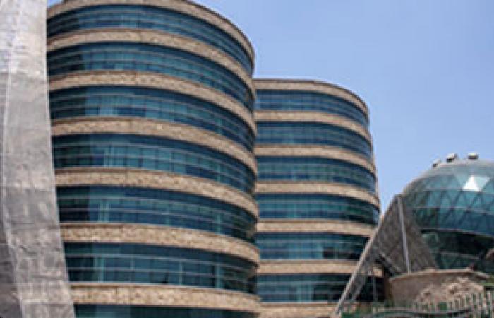 محكمة جنوب القاهرة تزور مستشفى 57357 لسرطان الأطفال