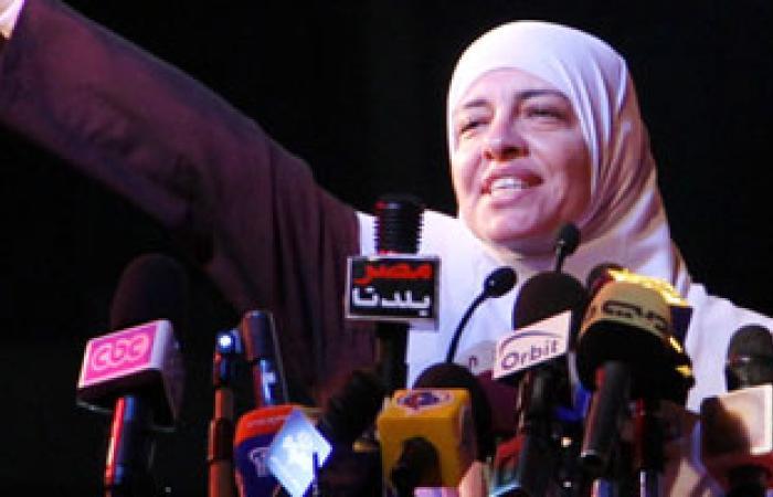 عزة الجرف: بسط السيطرة على سيناء أولى مهام الفترة القادمة
