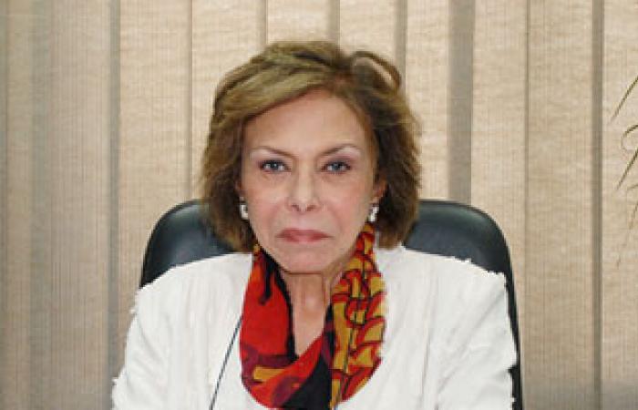 """ميرفت التلاوى لـ""""زوجات السفراء"""": أنتنّ أهم أسلحة مصر الدبلوماسية"""