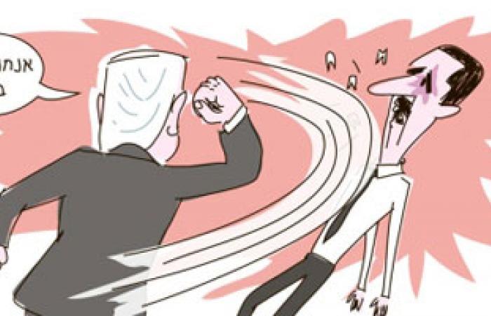 """""""هاأرتس"""" الإسرائيلية تسخر من الأسد برسم """"كاريكاتيرى"""""""