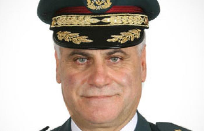 قائد الجيش اللبنانى يؤكد استعداد الجيش للرد على أى اعتداء إسرائيلى