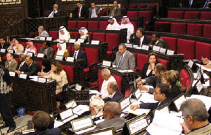 """البرلمان العربى يدعو الأطراف السورية لوقف العنف وإنجاح """"جنيف 2"""""""