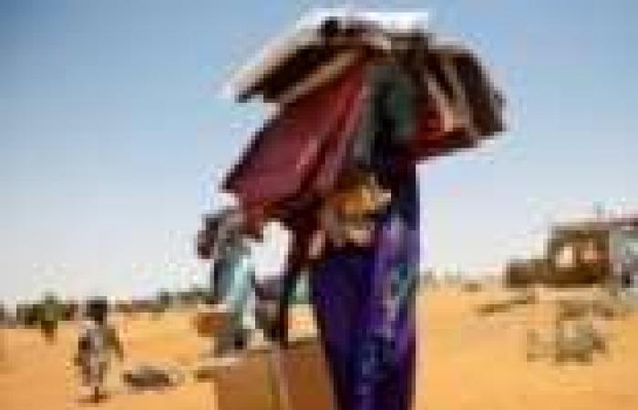 مسؤولة دولية: 300 ألف نازح بسبب القتال في دارفور