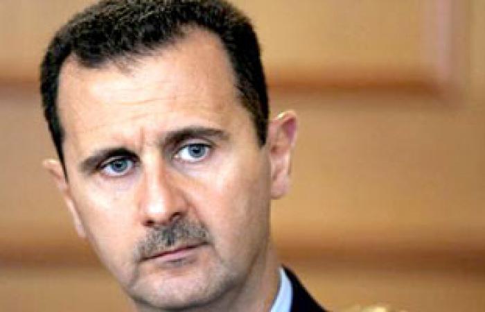 """الأسد يؤكد ثبات بلاده فى مواجهة """"الإرهاب"""" بموازاة الحل السياسى"""