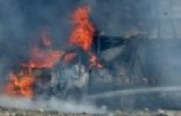 انفجار قذيفة أطلقها مسلحون على منطقة الصناعة بدمشق دون وقوع إصابات