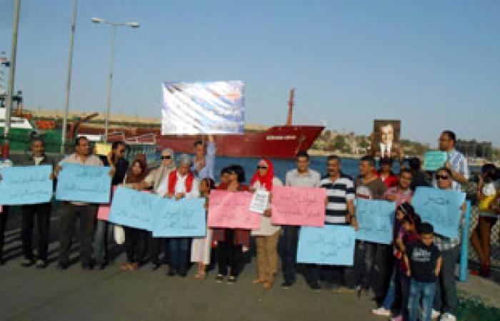 """أمن بورسعيد: طرد ضيوف مؤتمر""""القناة""""حرية رأى والرد عليهم بالعنف مرفوض"""