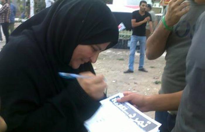 """بالصور.. """"المصريين الأحرار"""" يشارك فى حملة تمرد ويجمع 1000 توقيع"""
