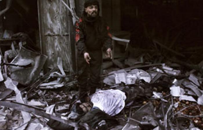 منظمة: رفع الحظر الأوروبى عن الأسلحة المنقولة إلى سوريا قد يكون مدمرا