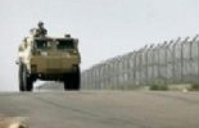 حرس الحدود تحبط تهريب شحنة من الأسلحة والصواريخ على الحدود الغربية