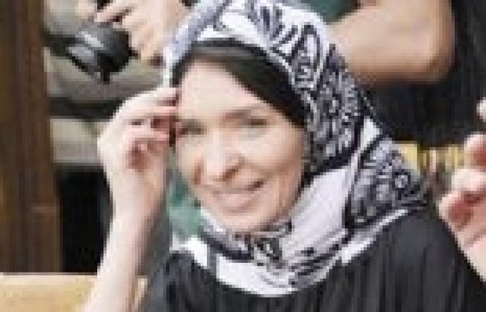 """دينا تواصل اليوم تصوير """"قشطة وعسل"""" بجاردن سيتي"""