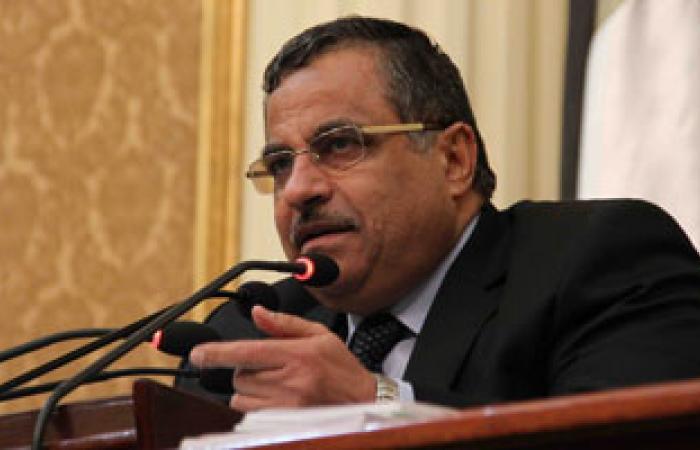 """وصول رئيس مجلس الشورى لمستشفى """"الأحرار"""" بالزقازيق"""