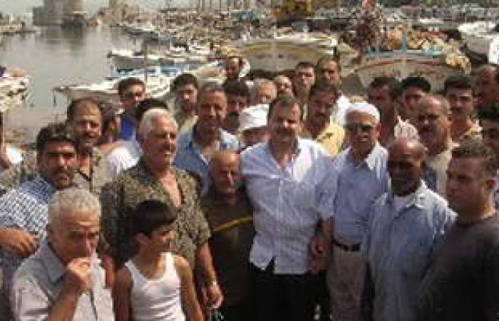 صيادو منية المرشد والبرلس يناشدون الحسينى المساواة فى صرف التعويضات