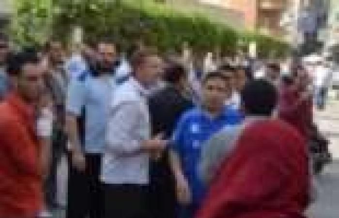 """""""شباب الثورة الشرارة"""" بالمحلة ينظم مهرجان """"الحرية"""" ضد الإخوان"""