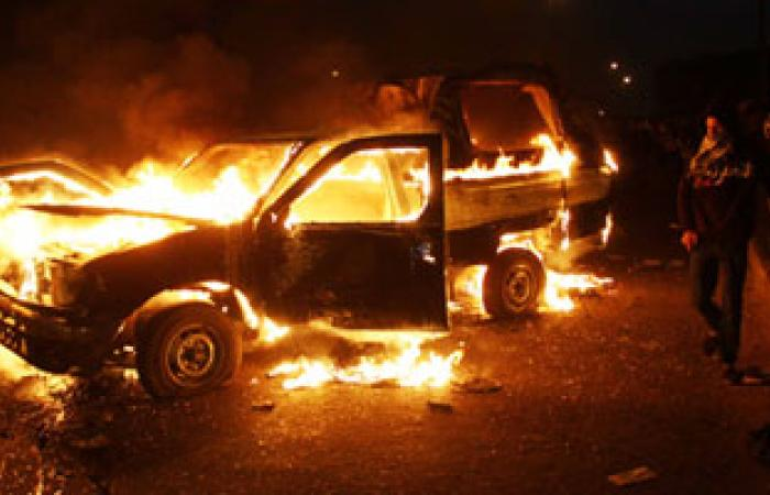 أمن بورسعيد:سنضبط من قام بتخريب ممتلكات الدولة فى مظاهرة جرين إيجلز