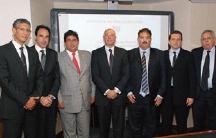 مصرف أبو ظبى الإسلامى - مصر يوقع أول تمويل مشترك طبقا للشريعة
