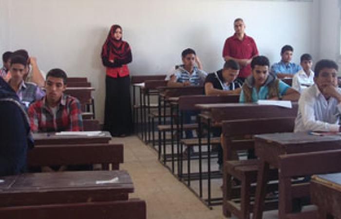 وكيل تعليم كفر الشيخ: لا شكاوى فى أول أيام امتحانات الدبلومات