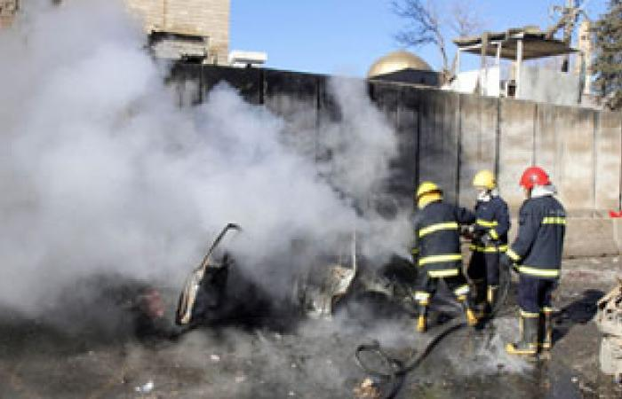 مصدر عراقى: مقتل وإصابة 28 شخصًا غالبيتهم من عناصر الأمن بالموصل
